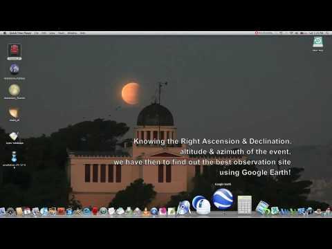 Azimuth & Google Earth