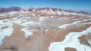ALMA Telescope Seen From the Air | Video