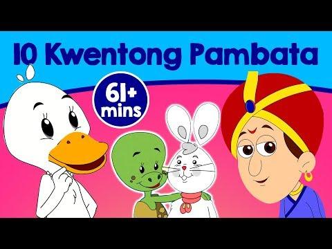 10 Kwentong Pambata - Kwento ng hayop - Mga kwentong pambata