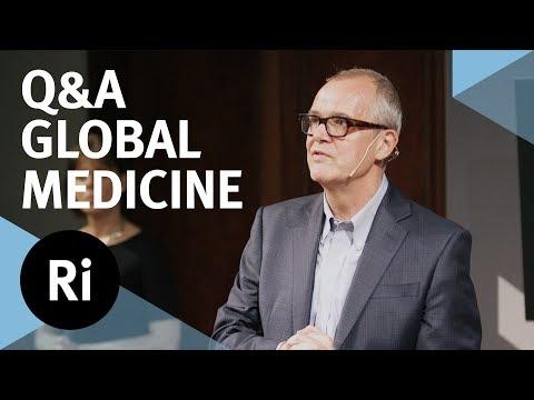 Q&A - Can Data Make a Medicine? - with Patrick Vallance