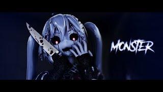│ммd│Monster - Full Motion