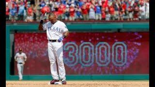 MLB 3,000th Hits