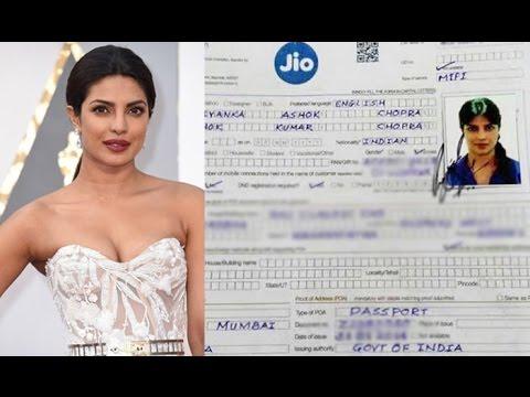 SHOCKING! Priyanka Chopra's Reliance Jio 4G Service Subscription | Latest News | Newsadda