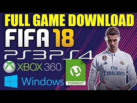 FIFA18 FULL GAME DOWNLOAD | PS3 | XBOX360 | PC