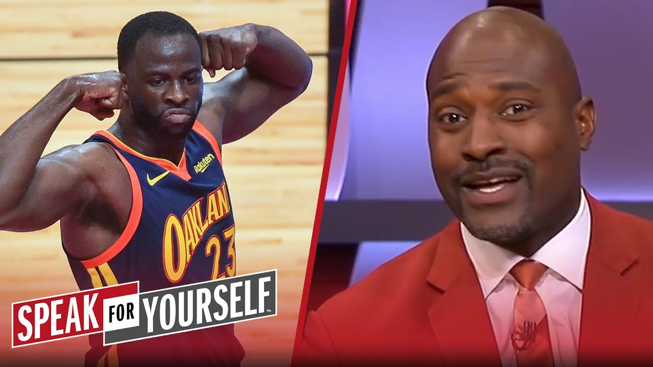 "Wiley & Acho react to Draymond Green calling younger NBA players ""soft"" 