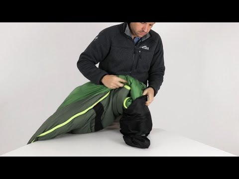 How to Pack your First Ascent Sleeping Bag