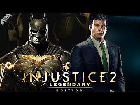 Injustice 2 - Bruce Wayne Premier Skin Deconfirmed?!
