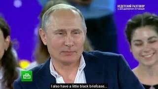 Putin: I