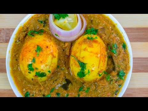 Chettinad Egg Curry | Chettinad Egg Gravy