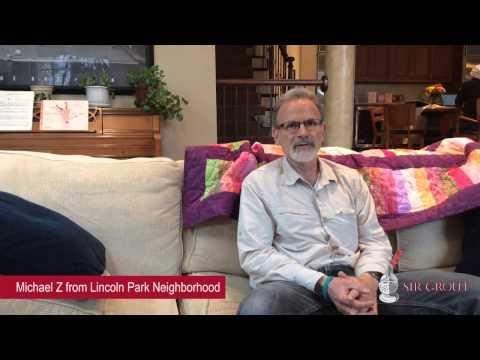 Sir Grout Video Testimonial: Michael Z
