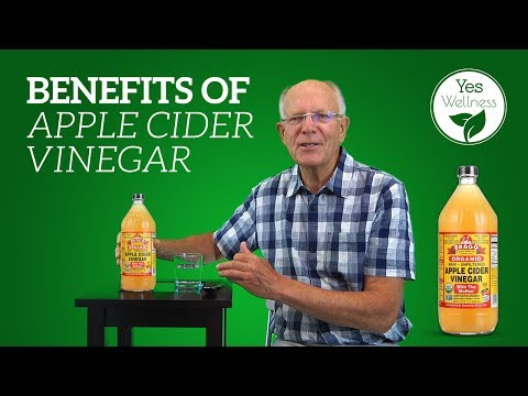 Dr Z- Apple Cider Vinegar Benefits