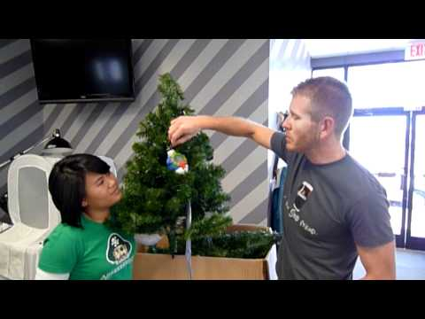Automatic Christmas Tree Watering