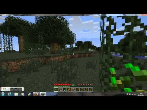 Minecraft getting Lily Pads