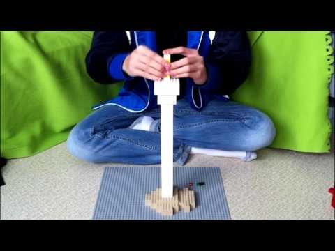 Building Lego Lisebergstornet/Atmosfear