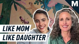 Margaret Qualley on Working with Her Real Mom on Netflix's Hard-Hitting Series 'Maid'   Mashable
