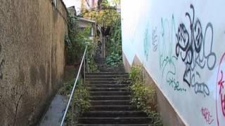 Inventaire filmé des rues de la Croix-Rousse à Lyon (2002) de Gérard Courant