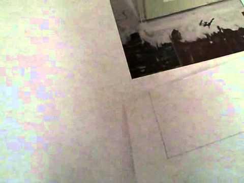 Laying Vinyl Floor Tile in Borders and Corners