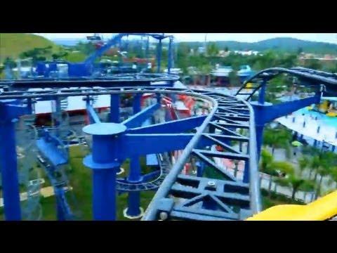 Project X Roller Coaster POV, Legoland Malaysia