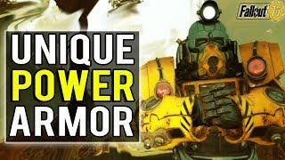 fallout 76 unique excavator power armor Videos - 9tube tv