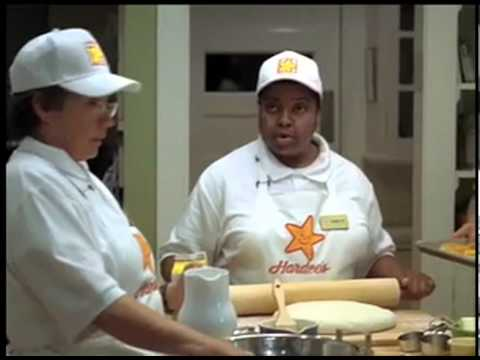 Hardees Strawberry Biscuit Commercial Proposal