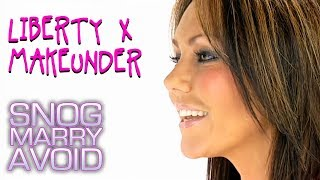 Michelle Heaton Gets A Makeunder | Snog Marry Avoid?