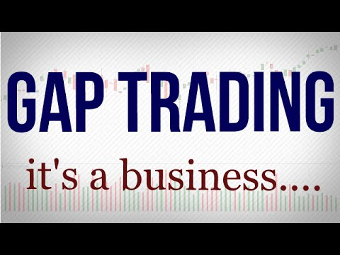 Learn How Day Trading and Scalping Gaps can make you a lot of money