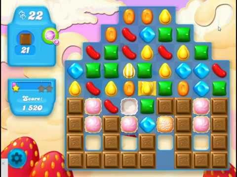 Candy Crush Soda Saga Level 35 NEW No Boosters