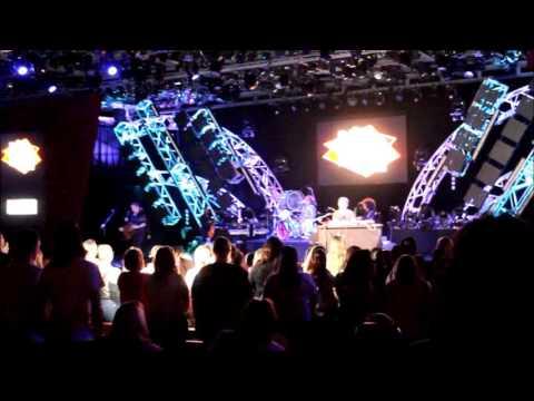 Hanson Concert at Epcot - 2015 - Highlights