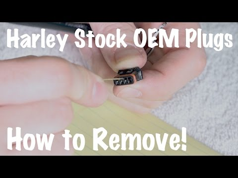Harley Davidson OEM Wire Signal Connector Molex Harness Plug Removal-How To Take Apart