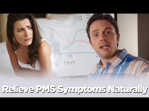 Relieve PMS Symptoms Naturally - Diet and PMS (Premenstrual Syndrome)