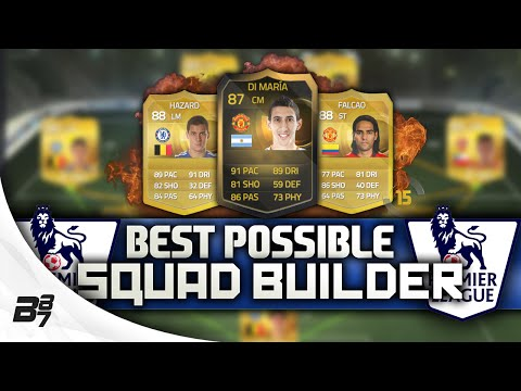 BEST POSSIBLE BPL TEAM! w/ IF DI MARIA | FIFA 15 Ultimate Team