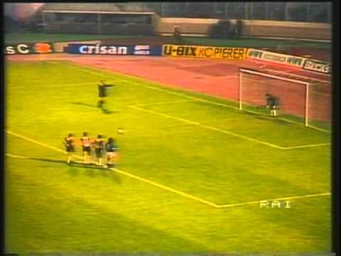 1984 October 3 SV Hamburg West Germany 2 Southampton England 0 UEFA Cup