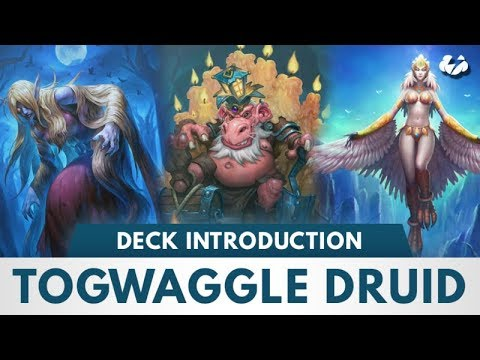 Wild Togwaggle Druid | Hearthstone Deck Introduction [Witchwood]
