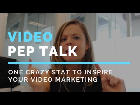 This CRAZY Stat Will Inspire Your Video Marketing