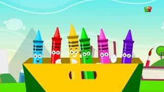 colori canzone | imparare i nomi colori | educativo canzone | Kids Learning Video | Colors Song