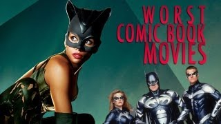 Download The 5 Worst Comic Book Movies Of All Time! Video