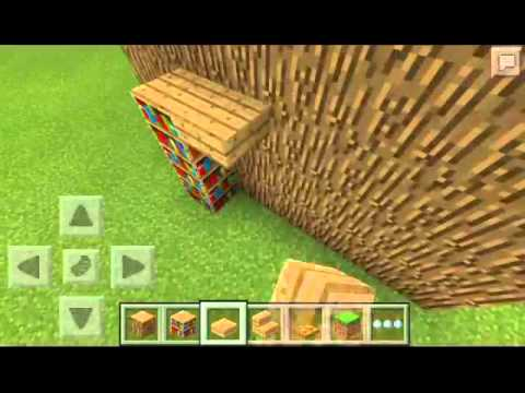 How To|Make a Home Office|MCPE