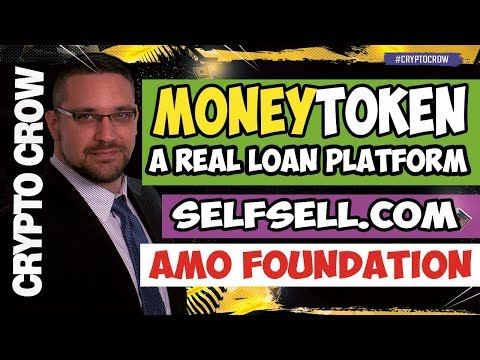 MoneyToken Review - SelfSell.com - AMO Foundation and My Meltdown Today