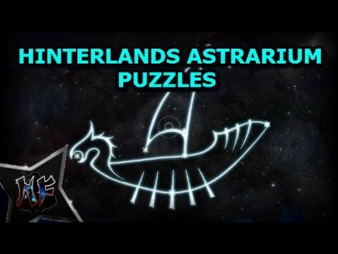 Dragon Age Inquisition   All Hinterland Astrarium (Star) Puzzles   PS4