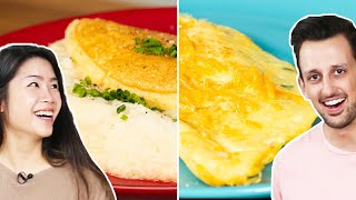 Trendy Vs. Traditional: Omelets