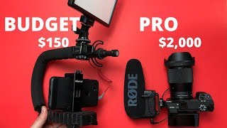 What I Use to Make YouTube Videos: Behind the Scenes