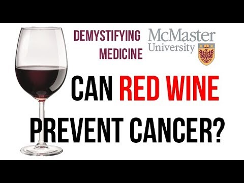 Can Red Wine Prevent Cancer?