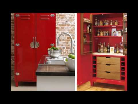 Stand Alone Pantry Cabinet