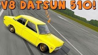 Forza Motorsport 5 | Datsun 510 LS1 V8 Twin Turbo Drift Build + why I'm loving Forza 5!