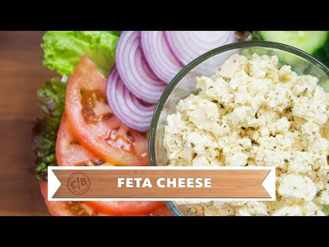 Make Vegan Feta Cheese in Under 5mins! // Simple and Quick