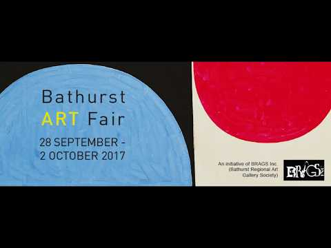 2017 Bathurst Art Fair - BRAG talks with artist Nicole Foxall