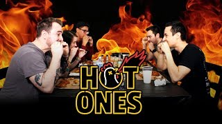Download Hot Ones Challenge | We Bought Every Hot Sauce and Tried Them All Video