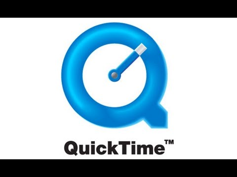 QuickTime Player | Программа для записи видео на Mac OS X |
