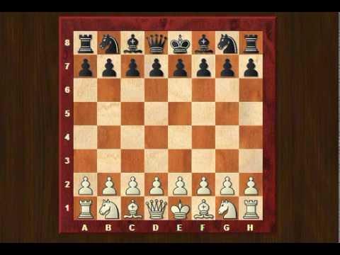 Chess visualization training, part 1.