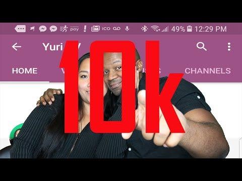 10k Contest #yuritv